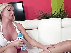 Bella Beretta and her importantly older mature Girlfriend