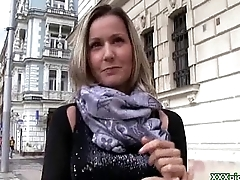 Public Pickups - Hardcore Sex In Public With Naughty Czech Babe 09
