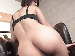 41Ticket - Saki Ootsuka Plays With Her Tight Pussy (Uncensored JAV)