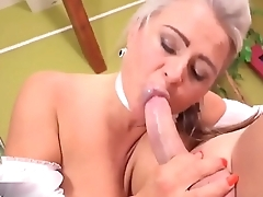 Hot Mature Milf is cheating with young lover