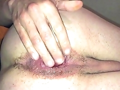 big holle for dildo