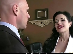 Smokin'_ hot girl sex star knows how to measure it 2