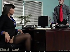 Smokin'_ hot girl coitus dignitary knows how to work it 12