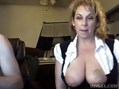 Fat tits blonde mom webcam chat