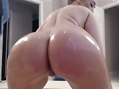Lubed up big tis girl masturbates for the cam - More videos at one's disposal 69CamBabes.Com