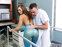 Sex Hard Adventure Between Horny Doctor With the addition of Patient (jamie jackson) clip-20