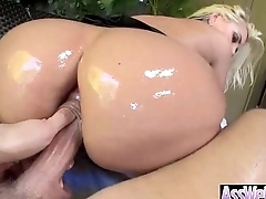 Hard Anal Sex With Big Luscious Butt Girl (alena croft) clip-05