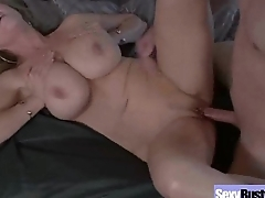 Sex On Tape With Big Melon Tits Wife (kianna dior) clip-19