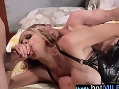 Sex Tape On Huge Monster Dick With Horny Milf (julia ann) clip-16