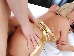 anal playing with luxury vibrators
