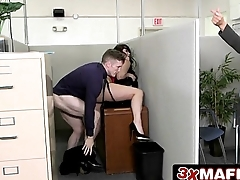 Crazy Assignment Sex with Ryan Smiles