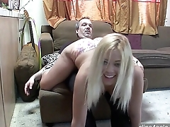 Lap Blinking Twerk Ride HD