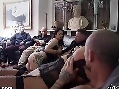 British MILF Fucked nearby Front of a Room of Men - amateurgirls.online