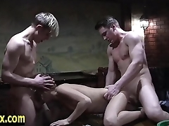 The fuckbrothers strike again with a newcomer disabuse of