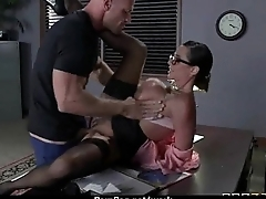 MILF Fucks Men While Husband Mill 18