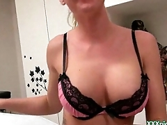 Public Pickups - Euro Sexy Girl Suck Cock For Cash In Public 25