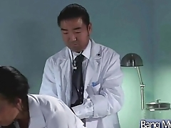 (rio lee) Hot Nasty Patient Bang With Perv Doctor movie-29