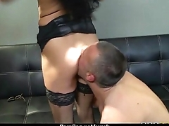 Busty chick is desperate for a raise and fucks her boss and procure it 30