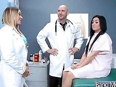 (payton west) Horny Patient Take It Hard From Doctor movie-20