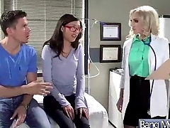 (christie stevens) Horny Patient Take It Hard From Doctor movie-07