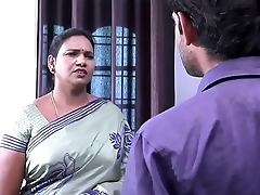 saree aunty seducing and flashing to TV repair chum .MOV