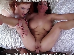 HAPPY MOTHER'_S DAY! POV Milf Threesome Lady Fyre