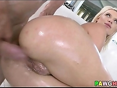 Blanched girls with ass 11