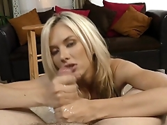 Jeanie Marie Unsustained Off a Cock