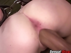 Chain bound slave fucked