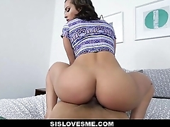 SisLovesMe - Big Suckle Loves To Josh Me